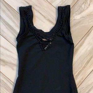 LBD Little Black Dress Fuzzi
